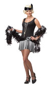 1920s Flapper Great Gatsby Teen Costume