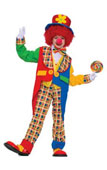 Clown Around Town Costume