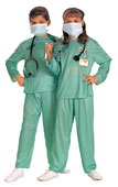 Doctors ER Kids Costumes