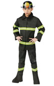 Firefighter Chief Kids Costume