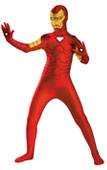 Iron Man Avengers Bodysuit Teen Costume