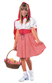 Little Red Ridinghood Kids Costume