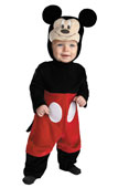 Mickey Mouse Baby Costume