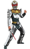 Power Rangers Megaforce Kids Costume