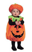 Baby Pumpkin Cutie Pie Costume
