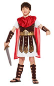 Roman Warrior Kids Costume
