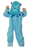 Sulley Monsters Inc Kids Costume