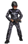 SWAT Team Kids Costume