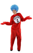 Thing 1 Thing 2 Dr Seuss Costume