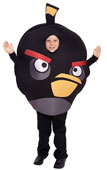 Angry Birds Black Kids Costume