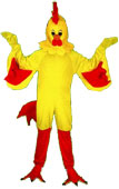 Chicken Kids Costume