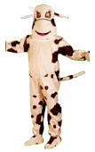 Cow Kids Costume