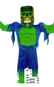 Incredible Hulk Kids Costume