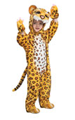 Leopard Kids Costume