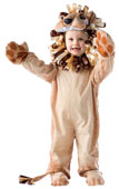 Lion Kids Costume