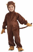 Monkey Kids Costume
