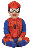 Spidermna Baby Costume
