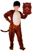 Tiger Kids Costume