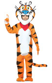 Tony the Tiger Kids Costume