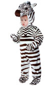 Zebra Kids Costume